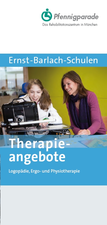 Flyer Therapie